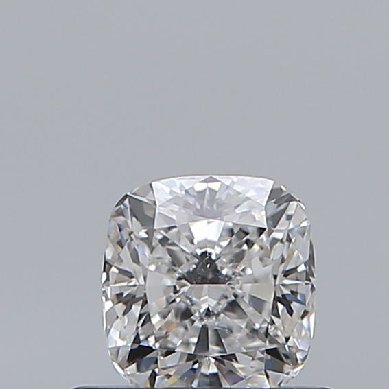0.50 Carat Cushion Loose Diamond, E, SI2, Ideal, GIA Certified