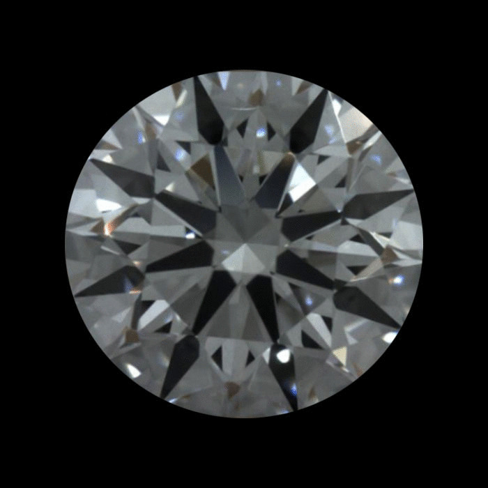 0.90 Carat Round Loose Diamond, D, VS1, Super Ideal, GIA Certified | Thumbnail