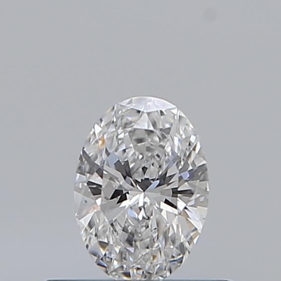 0.32 Carat Oval Loose Diamond, E, SI1, Ideal, GIA Certified | Thumbnail