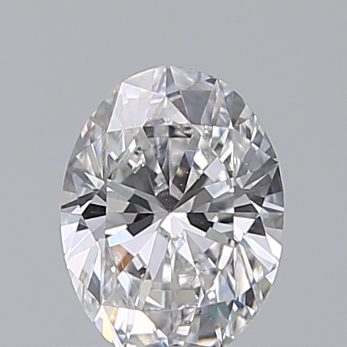 0.50 Carat Oval Loose Diamond, D, VS1, Excellent, GIA Certified