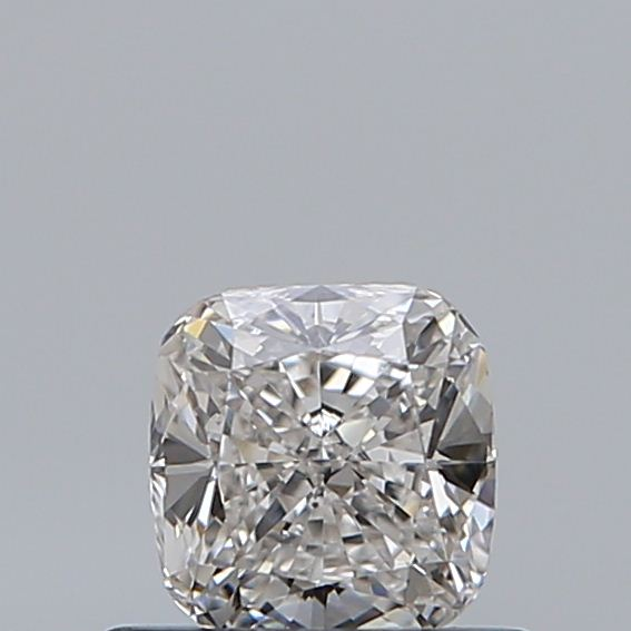 0.51 Carat Cushion Loose Diamond, H, SI1, Super Ideal, GIA Certified