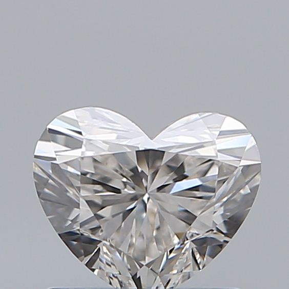 0.80 Carat Heart Loose Diamond, H, VS1, Super Ideal, GIA Certified