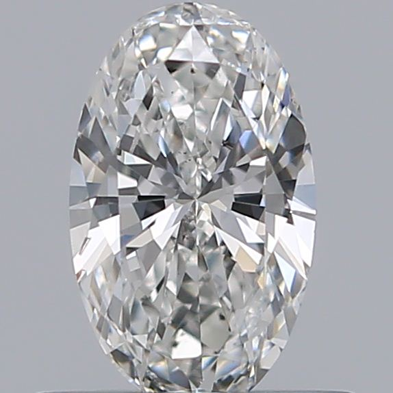 0.43 Carat Oval Loose Diamond, G, SI1, Excellent, GIA Certified