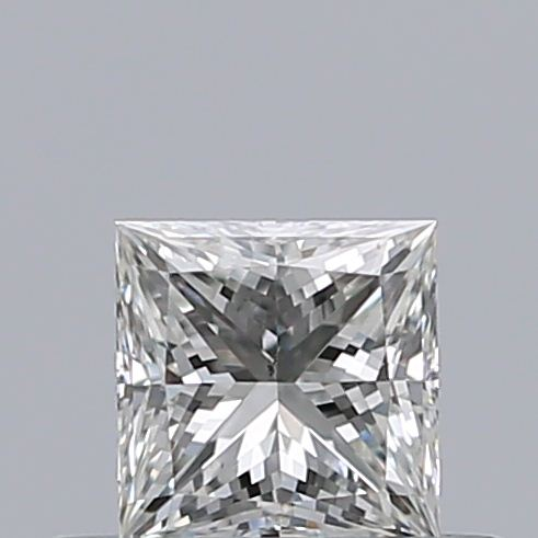0.31 Carat Princess Loose Diamond, J, SI1, Ideal, GIA Certified