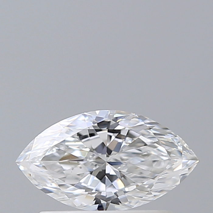 0.46 Carat Marquise Loose Diamond, D, VS2, Super Ideal, GIA Certified