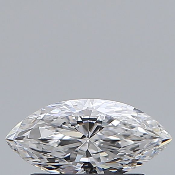 0.41 Carat Marquise Loose Diamond, D, IF, Ideal, GIA Certified
