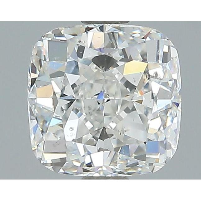 1.21 Carat Cushion Loose Diamond, G, SI1, Excellent, GIA Certified
