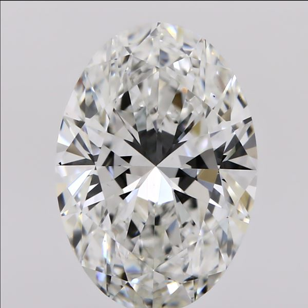 1.02 Carat Oval Loose Diamond, G, IF, Super Ideal, GIA Certified