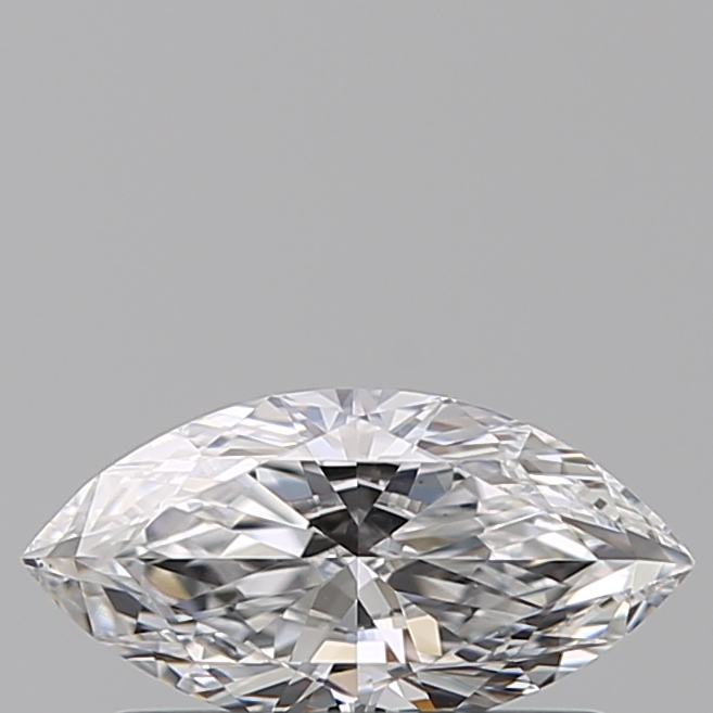 0.34 Carat Marquise Loose Diamond, D, VVS1, Ideal, GIA Certified