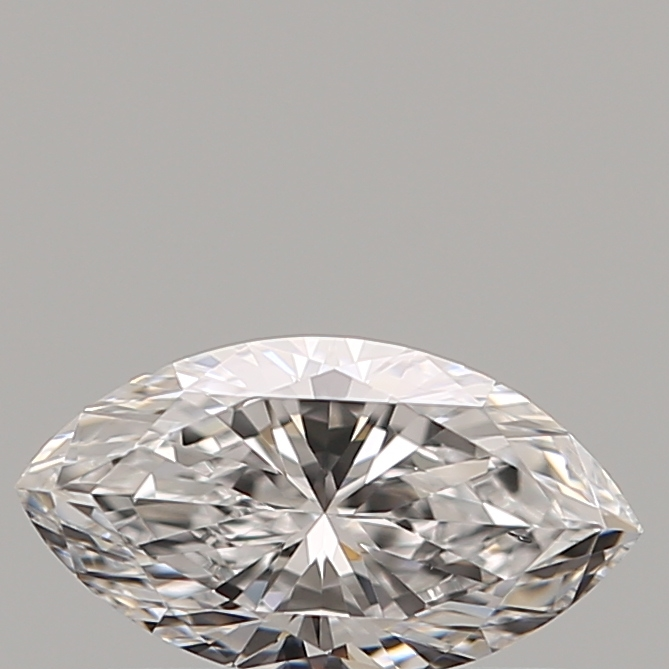 0.40 Carat Marquise Loose Diamond, D, VS2, Super Ideal, GIA Certified