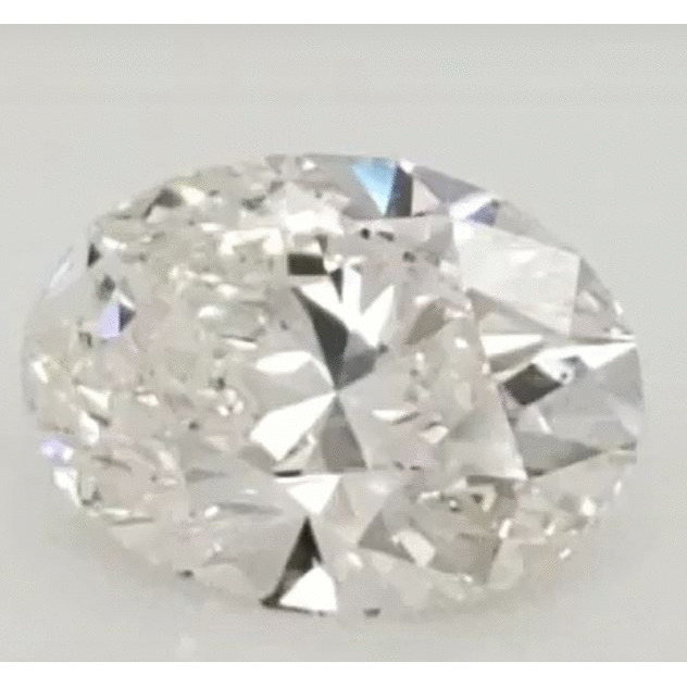 2.50 Carat Oval Loose Diamond, H, VS2, Super Ideal, GIA Certified