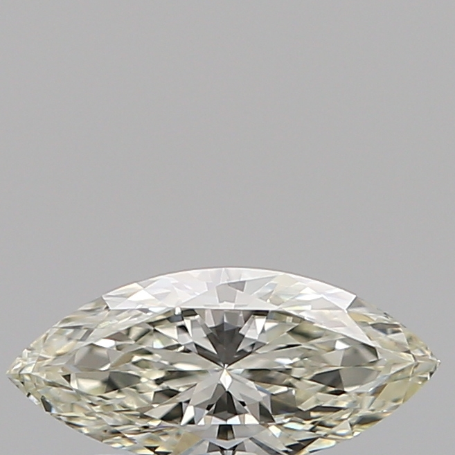 0.37 Carat Marquise Loose Diamond, K, VS2, Super Ideal, GIA Certified