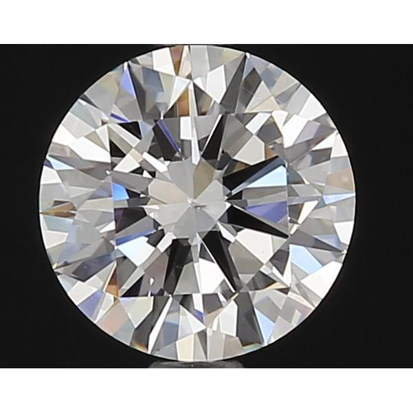 1.01 Carat Round Loose Diamond, F, SI1, Super Ideal, GIA Certified