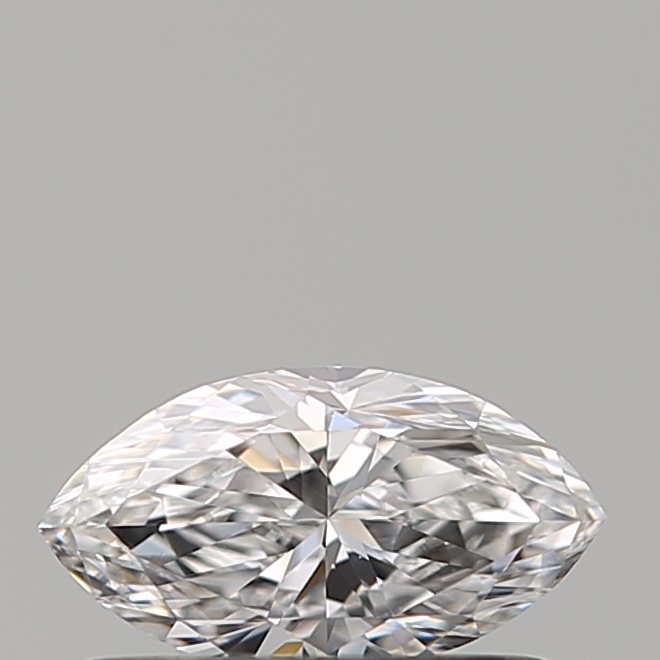 0.30 Carat Marquise Loose Diamond, D, VVS2, Excellent, GIA Certified