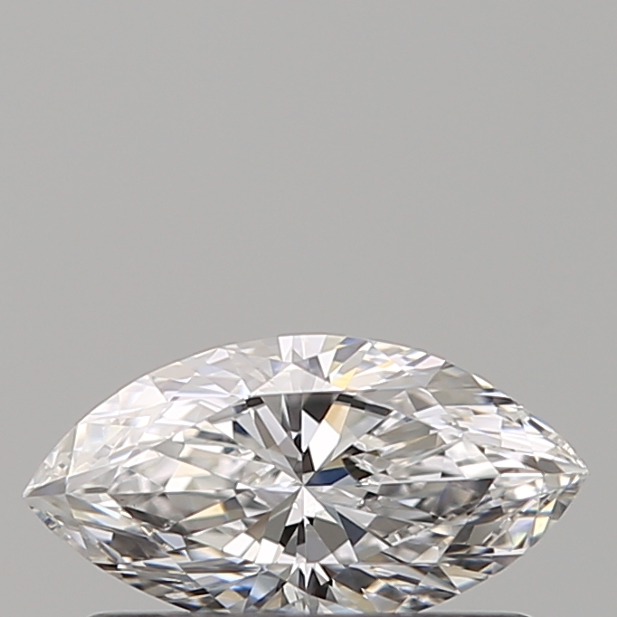 0.34 Carat Marquise Loose Diamond, D, VVS2, Super Ideal, GIA Certified