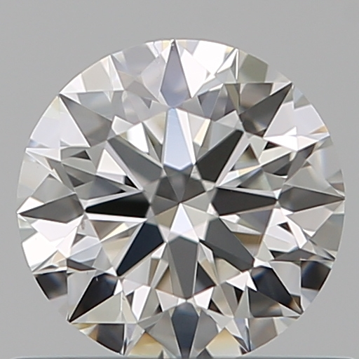 0.50 Carat Round Loose Diamond, G, VVS2, Super Ideal, GIA Certified | Thumbnail