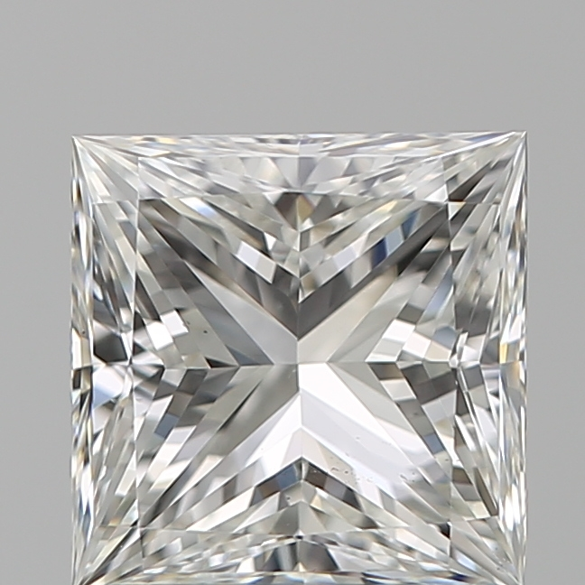 1.40 Carat Princess Loose Diamond, G, VS2, Super Ideal, GIA Certified