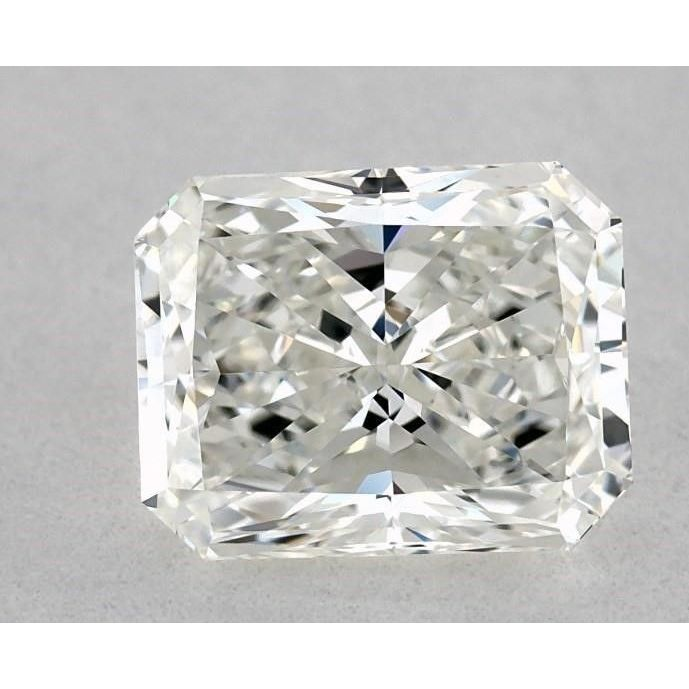1.01 Carat Radiant Loose Diamond, H, VVS1, Super Ideal, GIA Certified
