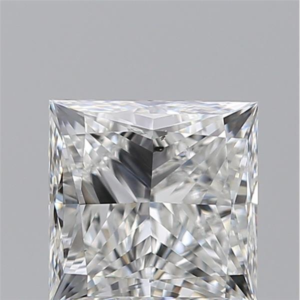 1.50 Carat Princess Loose Diamond, G, SI1, Super Ideal, GIA Certified