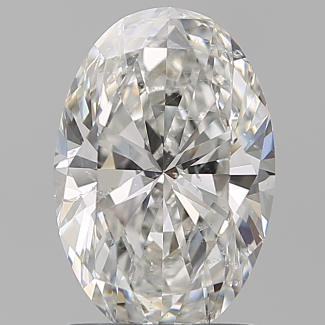 1.71 Carat Oval Loose Diamond, F, SI1, Super Ideal, GIA Certified | Thumbnail