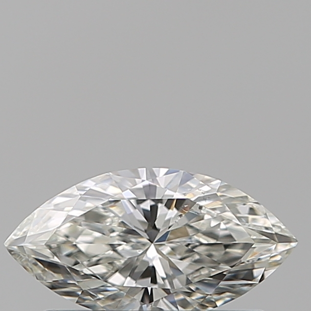 0.33 Carat Marquise Loose Diamond, H, SI1, Ideal, GIA Certified