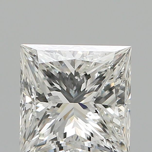 1.00 Carat Princess Loose Diamond, I, VVS1, Ideal, GIA Certified