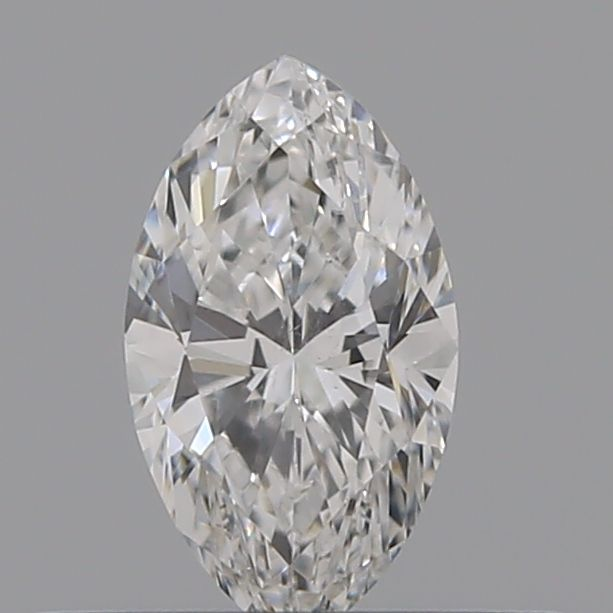 0.28 Carat Marquise Loose Diamond, F, SI1, Excellent, GIA Certified