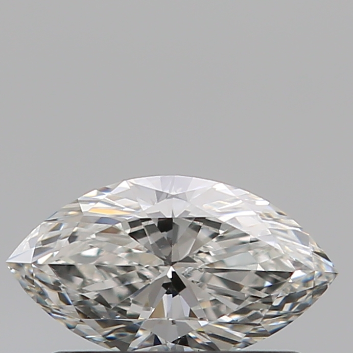 0.40 Carat Marquise Loose Diamond, F, VVS2, Super Ideal, GIA Certified