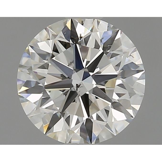 1.05 Carat Round Loose Diamond, I, SI1, Super Ideal, GIA Certified
