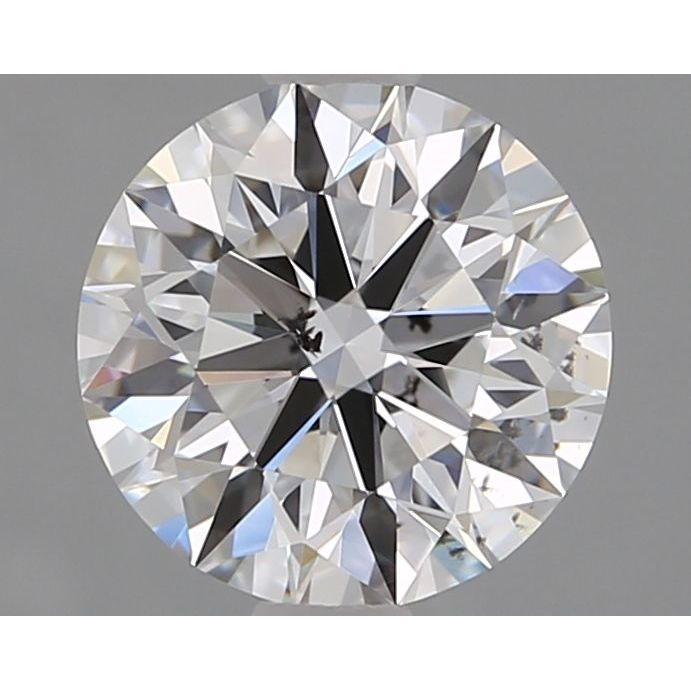 1.01 Carat Round Loose Diamond, D, VS2, Super Ideal, GIA Certified