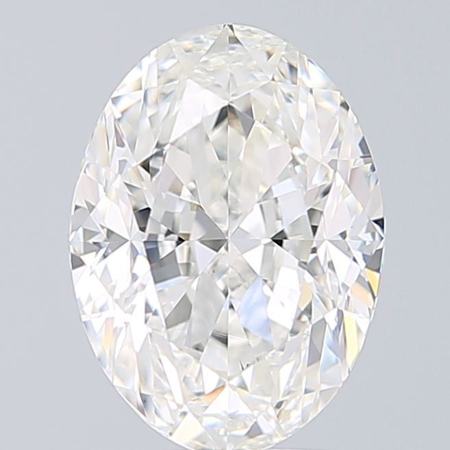 2.01 Carat Oval Loose Diamond, G, VS1, Excellent, GIA Certified