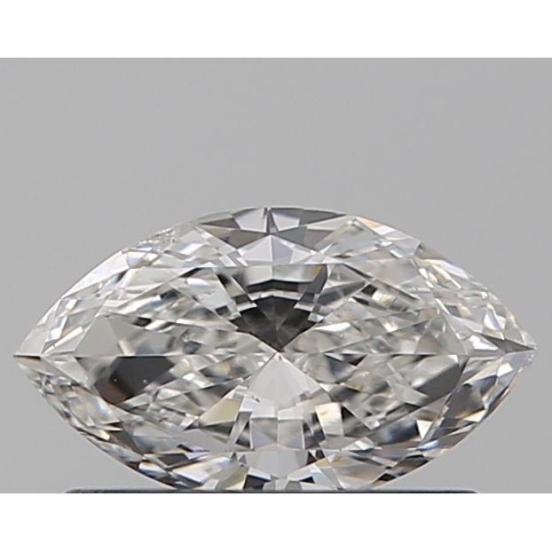 0.34 Carat Marquise Loose Diamond, F, SI1, Excellent, GIA Certified