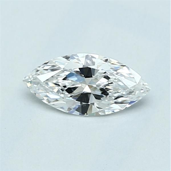 0.38 Carat Marquise Loose Diamond, E, VVS1, Super Ideal, GIA Certified