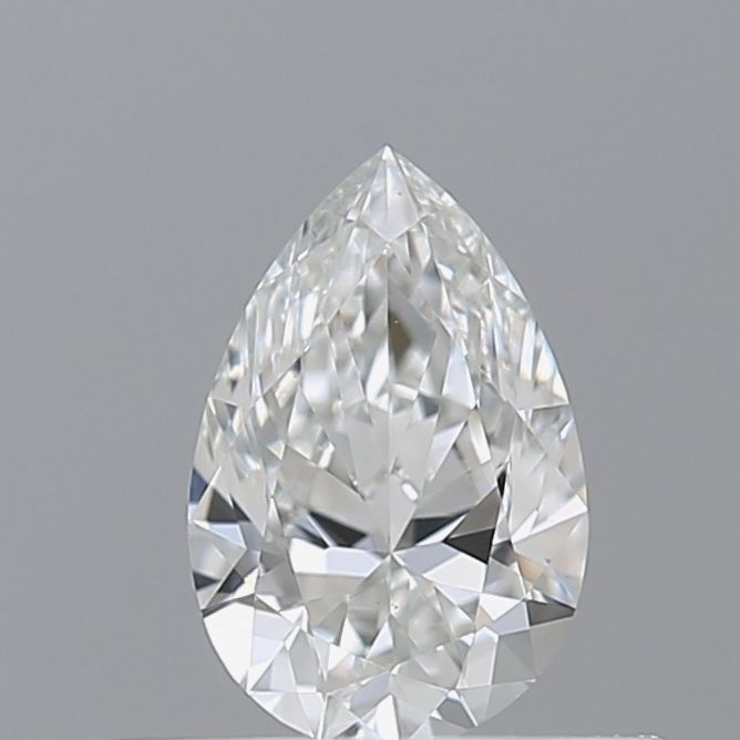 0.31 Carat Pear Loose Diamond, E, VS1, Ideal, GIA Certified