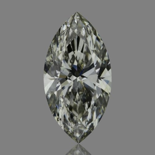 0.73 Carat Marquise Loose Diamond, J, SI1, Super Ideal, GIA Certified