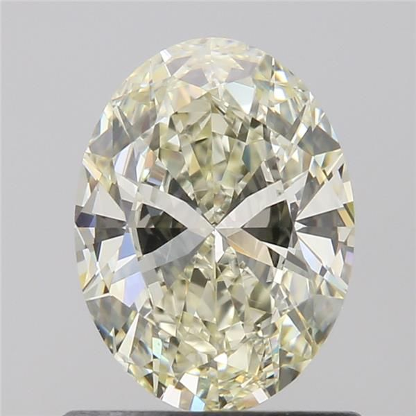 0.80 Carat Oval Loose Diamond, M, VS1, Super Ideal, GIA Certified | Thumbnail