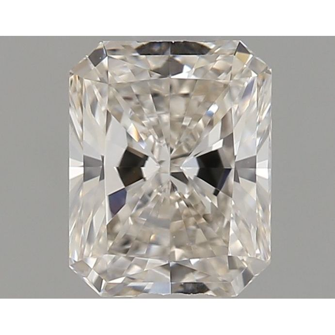 0.55 Carat Radiant Loose Diamond, I, VS1, Super Ideal, GIA Certified