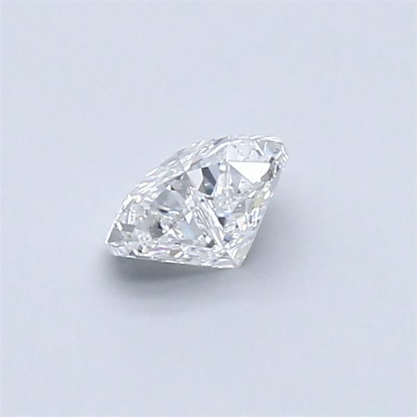 0.42 Carat Heart Loose Diamond, D, SI1, Ideal, GIA Certified