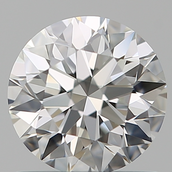 0.80 Carat Round Loose Diamond, G, IF, Super Ideal, GIA Certified