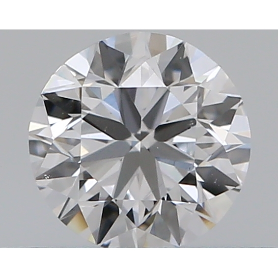 0.30 Carat Round Loose Diamond, E, VS1, Ideal, GIA Certified