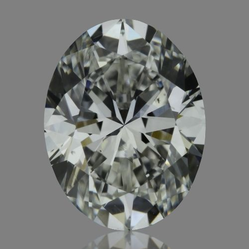 0.71 Carat Oval Loose Diamond, F, VS2, Super Ideal, GIA Certified