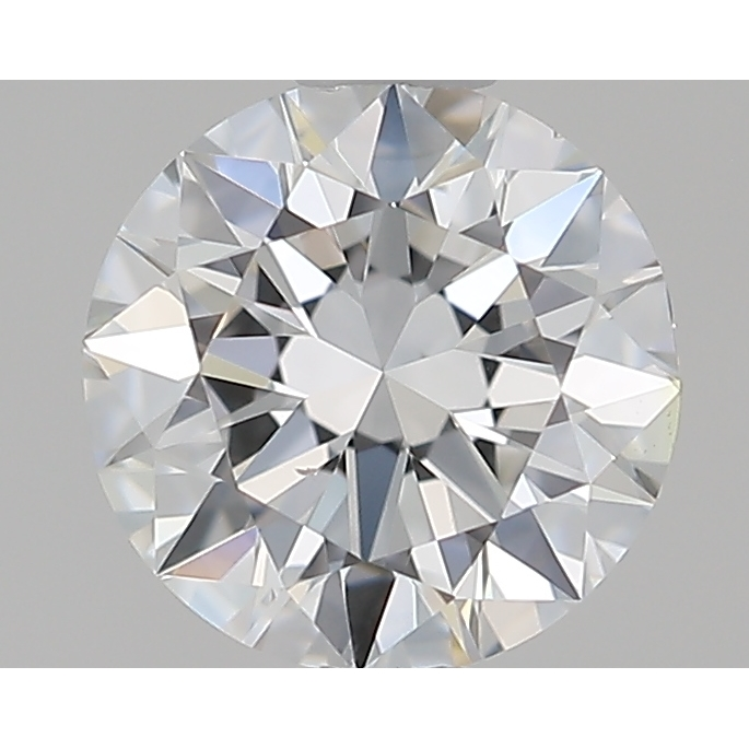 0.50 Carat Round Loose Diamond, D, VS2, Excellent, GIA Certified