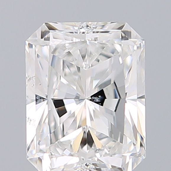 0.90 Carat Radiant Loose Diamond, E, SI1, Super Ideal, GIA Certified