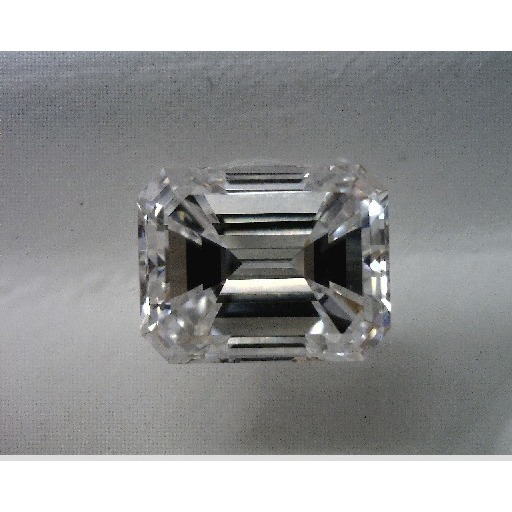0.85 Carat Emerald Loose Diamond, D, VS2, Excellent, GIA Certified