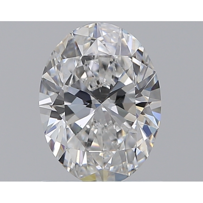 0.80 Carat Oval Loose Diamond, E, SI1, Super Ideal, GIA Certified