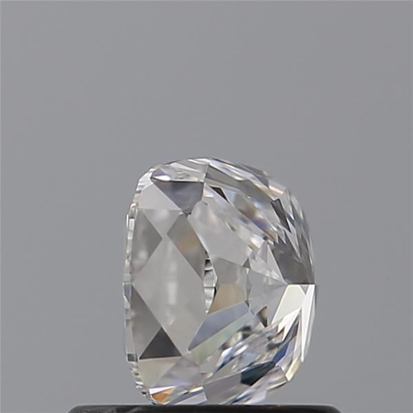 0.91 Carat Cushion Loose Diamond, D, VVS1, Ideal, GIA Certified