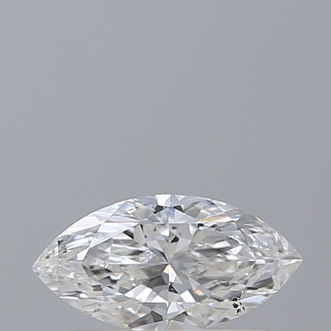 0.33 Carat Marquise Loose Diamond, D, SI1, Super Ideal, GIA Certified
