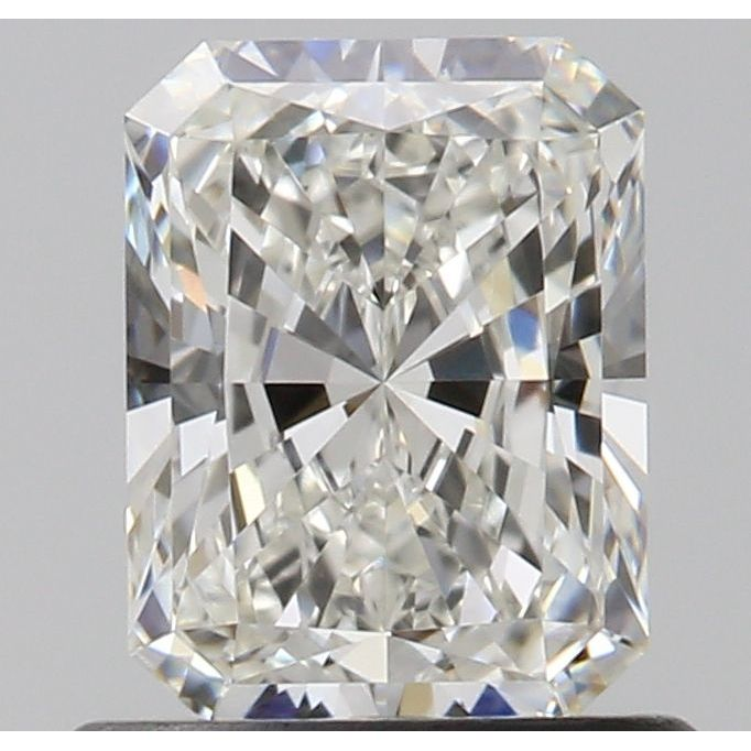 0.71 Carat Radiant Loose Diamond, H, VS1, Excellent, GIA Certified