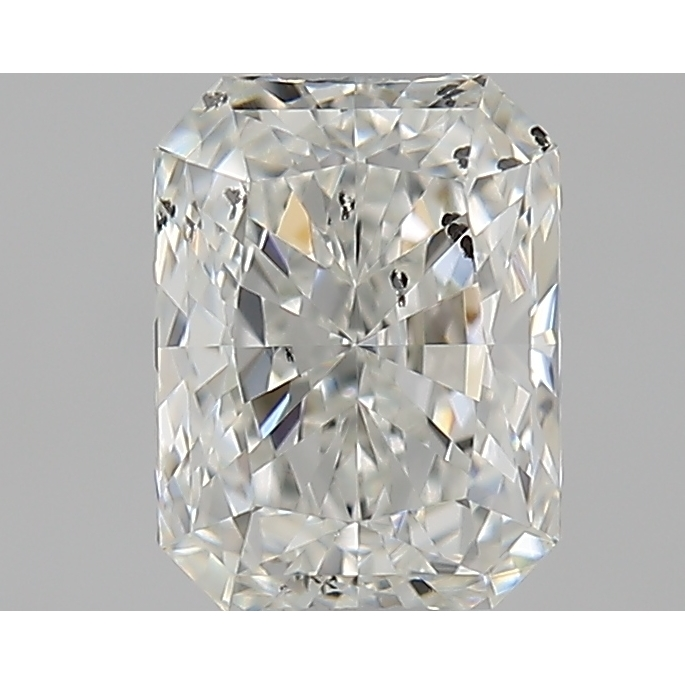 1.00 Carat Radiant Loose Diamond, G, SI2, Excellent, GIA Certified