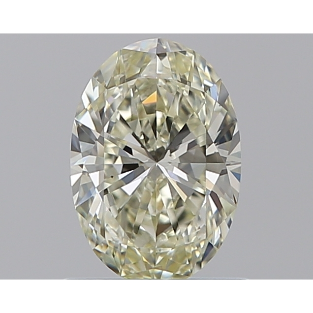 0.72 Carat Oval Loose Diamond, M, VS1, Super Ideal, GIA Certified